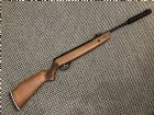 Hatsan 900x .22 Air Rifle Wood Stock